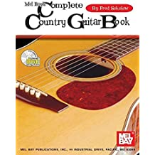 Mel Bay Complete Country Guitar Book: Complete Book & CD Set by Fred Sokolow (1997-11-11)