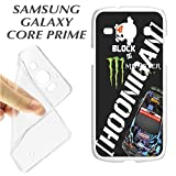 Case + Screen Protector Tempered Glass Samsung Core Prime Shell Case K159Hoonigan Sport Car Brands