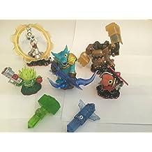 Skylanders Trap Team Figures - Compatible with trap Team, Superchargers, Imaginators (PS3/PS4/Xbox One/Xbox 360/Nintendo Wii/Nintendo Wii U/Nintendo 3DS)