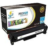 CatchSupplies reemplazo CE411A Cartucho de tóner cian para la serie HP 305A | 2.600 rendimiento | compatible con el Pro 300 color de HP LaserJet M351a, MFP M375nw, HP LaserJet Pro 400 Color M451, M475 MFP