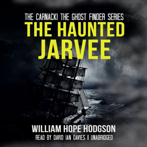 The Haunted Jarvee  Audiolibri