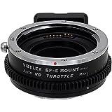 Fotodiox vizelex ND Acelerador Auto Adapter, Canon EOS EF (no EF-S) lente para Sony Alpha Nex E-Mount APS-C cámara