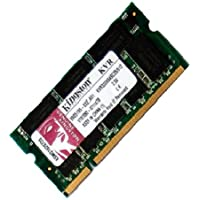 512MB RAM PC portatile SODIMM Kingston KVR333X 64sc25/512DDR1PC-2700333Mhz