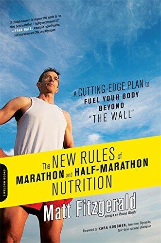 New Rules of Marathon and Half-Marathon Nutrition by Matt Fitzgerald (2013-02-28) par Matt Fitzgerald;
