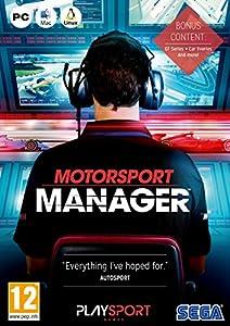 Motorsport Manager (PC CD)