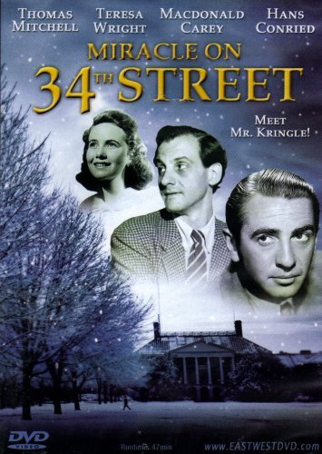 MIRACLE ON 34th STREET[Meet Mr. Kringle][Slim Case] by ROBERT STEVENSON (Miracle On 34th Street)