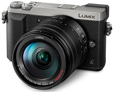 Panasonic Lumix DMC-GX80HEG (Kit) Black