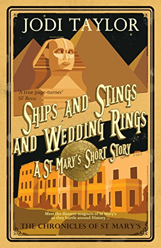 Ships and Stings and Wedding Rings (Chronicles of St Mary's) by Jodi Taylor