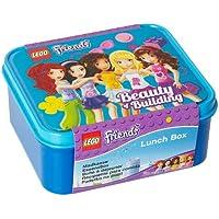 Preisvergleich für LEGO Lizenzkollektion 40501717 - Friends Brotdose, blau