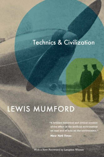 Price comparison product image Technics and Civilization