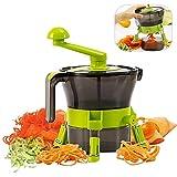 Mandoline Multifonctions Coupe Legumes Râpe à légumes manuel cuisine nourriture...