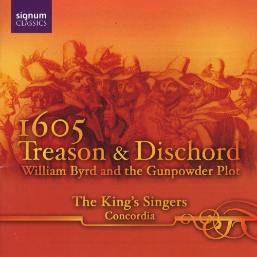 1605 Treason and Dischord: Wil...