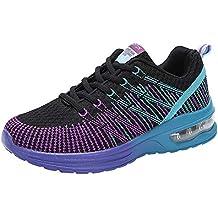 Jodier Hombre Mujer Zapatosde Mujer Zapatillas Respirable Mocasines Deportes Casual Sandalias Antideslizantes Fitness Correr Calzado Deportivo