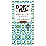 D&D Coconut & Lucuma 74% Dark Chocolate 100g