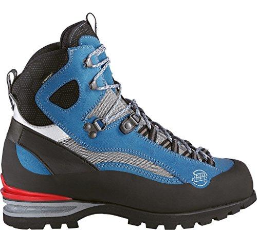 Combi Un azul Stiefel Ampla Gtx Dobradiças ® Caminhadas Ferrata Hanwag a5qBw4fB