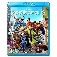 Zootropolis - Blu-Ray