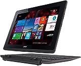 Acer Aspire Switch 10 E (SW3-013) 25,6 cm (10,1 Zoll HD IPS) Convertible Notebook (Intel Atom Z3735F, 2GB RAM, 32GB eMMC, Intel HD Graphics, Win 8.1) grau - 2