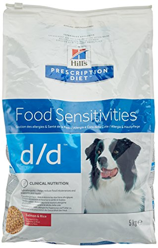 Hill's Hund D/D Lachs und Reis, 1er Pack (1 x 5 kg) -