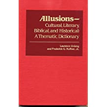 Title: Allusions Cultural literary Biblical and historica