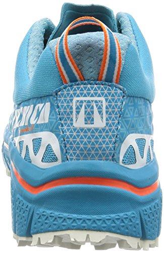 Tecnica Supreme Max 3.0 Ws, Scarpe Outdoor Multisport Donna Multicolore (Azzurro/Arancio)