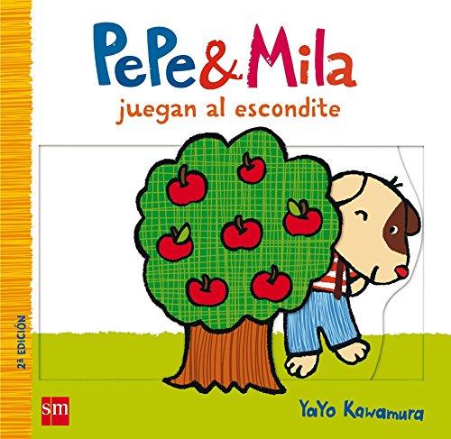 Pepe y Mila juegan al escondite por Yayo Kawamura