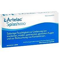 Artelac Splash Augentropfen EDO, 10 St. preisvergleich bei billige-tabletten.eu