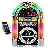Retro Jukebox Pyle Pro pjub25bt Bluetooth Retro Jukebox MP3Speaker System