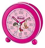 Scout Mädchen Wecker und Tischuhren Analog rosa 280001043