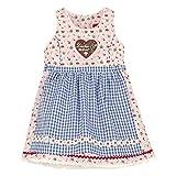 BONDI Dirndl Babydirndl Mädchenkleid Artnr. 86006 Rose Gr. 74