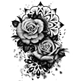 ROSEN TATTOO FAKE TATTOO Km187 EINMAL TATTOO WASSERFEST