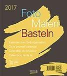 Foto-Malen-Basteln braun 2017: Kalend...