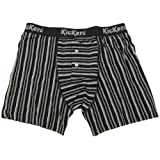 Mens Kickers Cotton Button Fly Boxer, Ideal Gift (Boxed)