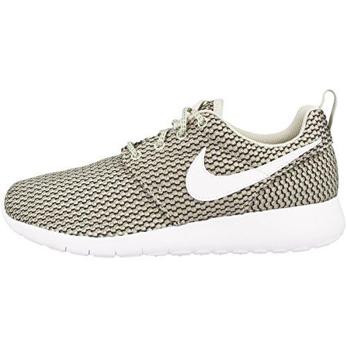 Nike Roshe One Gs, Scarpe da Ginnastica Bambino light bone-white-cobblestone- black (599728-041)