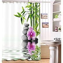 suchergebnis auf f r duschvorhang orchidee stein. Black Bedroom Furniture Sets. Home Design Ideas