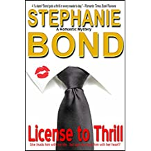 License to Thrill (a romantic mystery) (English Edition)