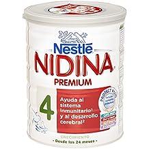 Nidina 4 Premium Leche en Polvo a Partir de 24 meses - 800g