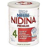 NESTLÉ NIDINA 4 - A partir de los 24 meses - Leche de crecimiento en polvo - Fórmula infantil - 800g