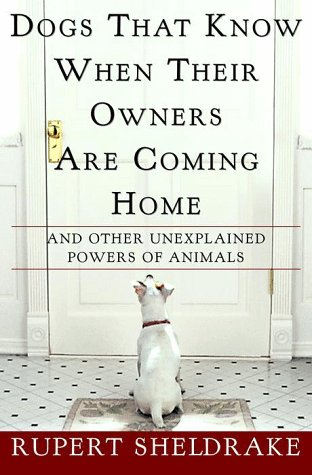 Dogs That Know When Their Owners Are Coming Home: And Other Unexplained Powers of Animals : An Investigation