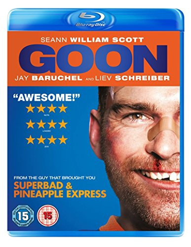 Goon [Blu-ray] [UK Import] (Goon-film)