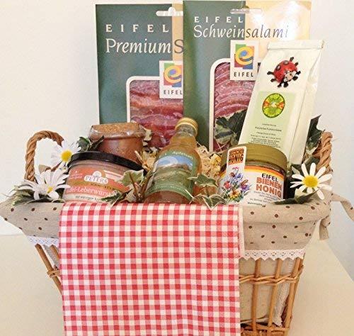 Präsentkorb Weihnachten gesundes Landleben Eifel Geschenkkorb Weihnachtsgeschenkkorb