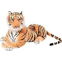 BRUBAKER Peluche Tigre de Color Marrón de ...
