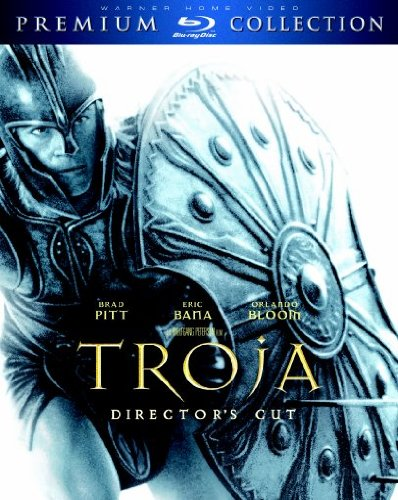 Troja - Premium Collection [Blu-ray] [Director's Cut]