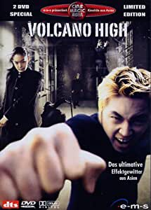 Volcano High (Special Edition, 2 DVDs)