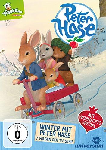 Vol. 8: Winter mit Peter Hase