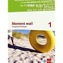 Moment mal! / Schülerbuch 5./6. Schuljahr: Evangelische Religion Gymnasium