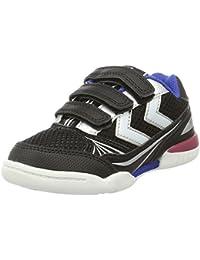 Hummel Root Jr Velcro, Chaussures de Fitness Mixte Enfant