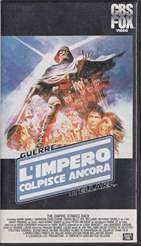 Guerre Stellari - L'Impero colpisce ancora (Star Wars: The Empire strikes back) - Krieg der Sterne - italienische Version
