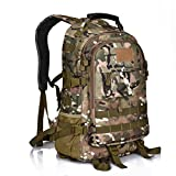 Best Daypacks - Mochila 35L Ultra-Large Capacity Travel Caminando Camping Outdoor Review