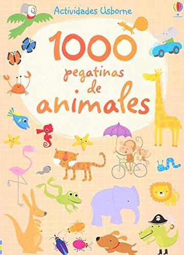 1000 Pegatinas De Animales