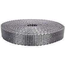 Cofan 08101096 - Blíster cinta persiana 14 mm x 6 m, color gris
